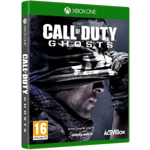 Usado: Jogo Call of Duty Ghosts - Xbox One