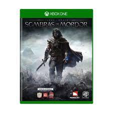 Usado: Jogo Terra Média Sombras de Mordor - Xbox One