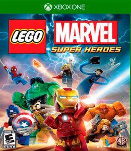 Usado: Jogo Lego Marvel Super Heroes - Xbox One