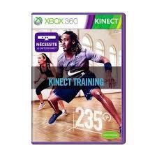 Usado: Jogo Nike Kinect Training - Xbox 360