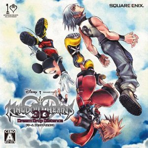 Usado: Jogo Kingdom Hearts 3D - Dream Drop Distance - Nintendo 3DS
