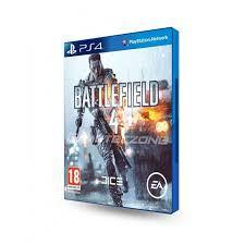 Usado: Jogo Battlefield 4 - PS4