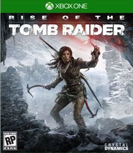 Usado: Jogo Raider Of The Tomb Raider - Xbox One