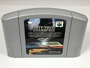 Usado: Jogo City Tour Grand Prix - Nintendo 64