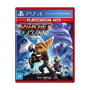 Usado: Jogo Ratchet & Clank - PS4