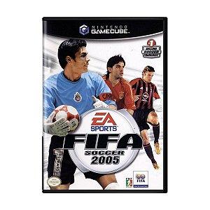 Usado: Jogo Fifa Soccer 2005 - GameCube