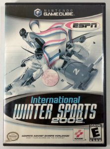Usado: Jogo Espn International Winter Sports 2002 - Game Cube