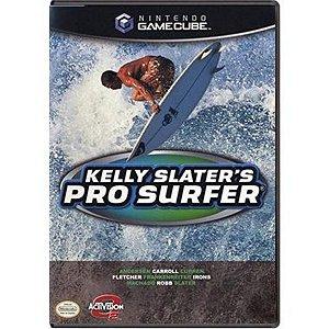 Usado: Jogo Kelly Slater's Pro Surfer - Game Cube