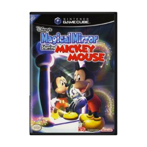 Usado: Jogo Disney's Magical Mirror Starring Mickey Mouse - Game Cube