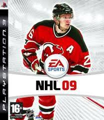 Usado: Jogo NHL 09 - PS3