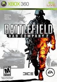 Usado: Jogo Battlefield Bad Company 2 - Xbox 360