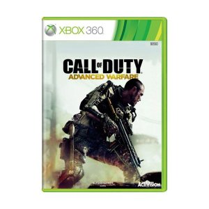 Usado: Jogo Call of Duty Advanced Warfare - Xbox 360