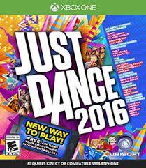 Usado: Jogo Just Dance 2016 - Xbox One