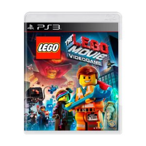 Usado: Jogo Lego Movie: The Video Game - PS3