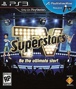 Usado: Jogo TV Superstars - PS3