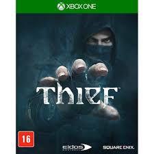 Usado: Jogo Thief - Xbox One