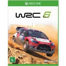 Usado: Jogo Wrc 6 - Xbox One