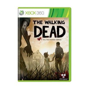 Usado: Jogo The Walking Dead - Xbox 360