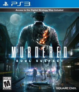 Usado: Jogo Murdered: Soul Suspect - PS3