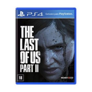 Usado: Jogo The Last Of Us Part II - PS4