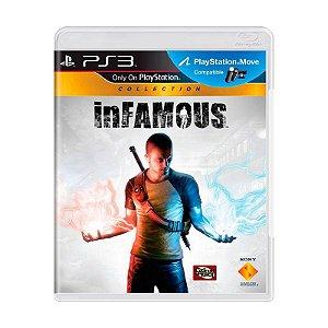 Usado: Jogo Infamous Collection ( Embalagem Cartão) - PS3