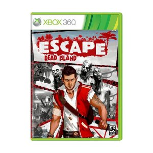 Usado: Jogo Dead Island: Escape - Xbox 360