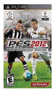 Usado: Jogo PES 2012 - PSP