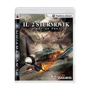 Usado: Jogo IL-2 Sturmovik: Birds of Prey  - PS3