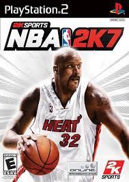 Usado: Jogo NBA 2K7 - PS2