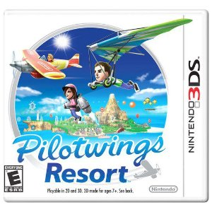 Usado: Jogo Pilotwings Resort - Nintendo DS