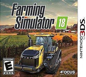 Usado: Jogo Farming Simulator 18 - Nintendo DS
