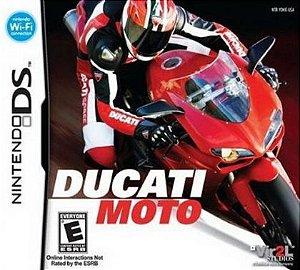 Usado: Jogo Ducati Moto - Nintendo DS