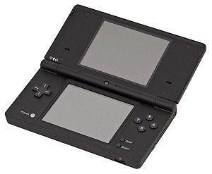 Usado: Console Nintendo DS Preto - Nintendo
