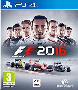 Usado: Jogo F1 2016 - PS4