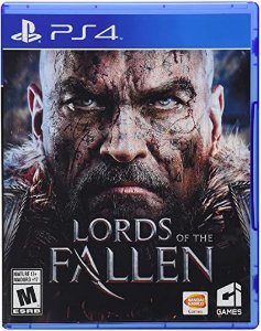 Usado: Jogo Lords Of The Fallen - PS4