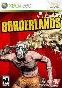 Usado: Jogo Borderlands - Xbox 360