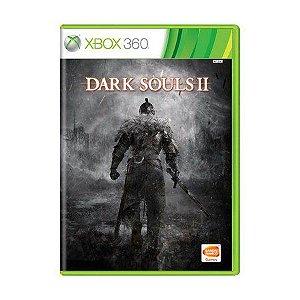 Usado: Jogo Dark Souls II - Xbox 360