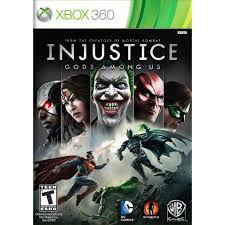Usado: Jogo Injustice: Gods Among Us - Xbox 360