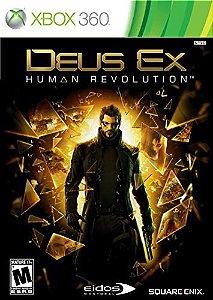 Usado: Jogo Deus Ex Human Revolution - Xbox 360