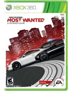 Usado: Jogo Need For Speed - Most Wanted - Limited Edition - Xbox 360