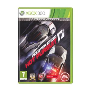 Usado: Jogo Need For Speed - Hot Pursuit - Limited Edition - Xbox 360