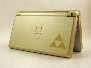 Usado: Console Nintendo DS Lite - Edição Zelda