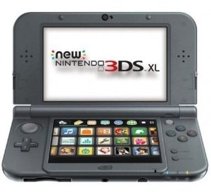 Usado: Console Nintendo New 3DS XL - Grafite