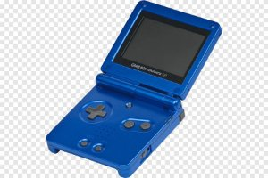 Usado: Console Game Boy Advance SP - Roxo