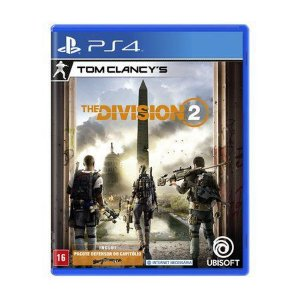 Novo: Jogo Tom Clancy's - The Division 2 - PS4