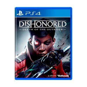 Novo: Jogo Dishonored - Death Of The Outsider - PS4