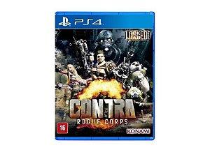 Novo: Jogo Contra Rogue Corps - PS4