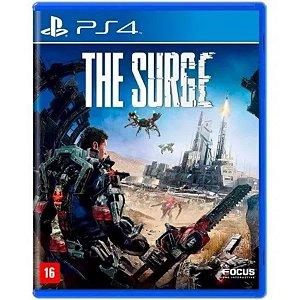 Novo: Jogo The Surge - PS4