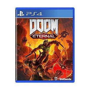 Jogo Doom Eternal PS4