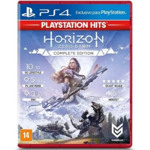 Jogo Horizon Zero Dawn - Complete Edition - PS4